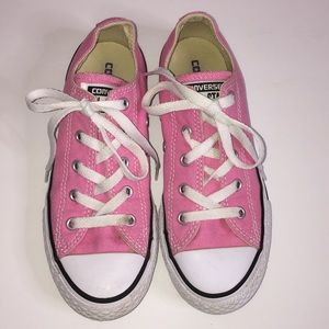 Converse All Star Pink Sneakers Tennis Shoes 2